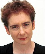 Feminist author Jeanette Winterson