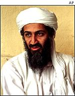 Osama bin Laden is alleged to have planned the bombing of two American embassies in Africa in 1998