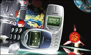 Nokia phones and games