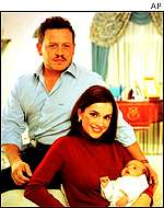 King Abdullah II's family