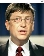 William Henry Gates III - Microsoft chairman