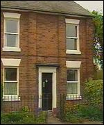 Edgar Griffin�s Welshpool home