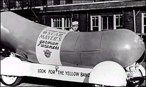 The original 1936 WienerMobile