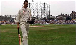 Many people believe that Mike Atherton will retire from the England set-up after the Ashes finish