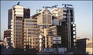 Lloyd's of London building