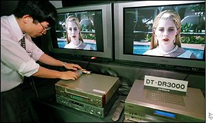 Hitachi video recorders