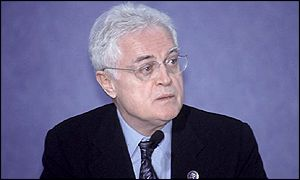 France's prime minister Lionel Jospin