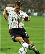 Michael Owen in Munich