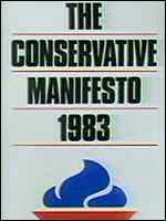 Conservative Party manifesto 1983