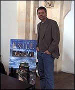 Rand Miller, who created the Myst games with his brother Robin