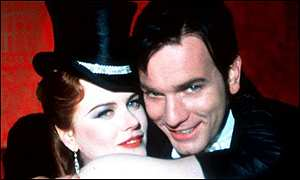 Nicole Kidman and Ewan McGregor