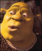Still from animated film Shrek Dreamworks