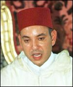 King Sidi Mohammed VI of Morocco