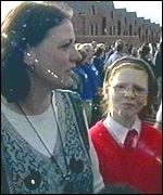 Angie Boyle and her daughter Helen