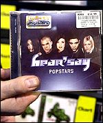 The Popstars album