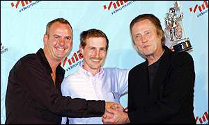 Fatboy Slim, Spike Jonze and Christopher Walken