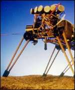 Genghis the legged robot MIT