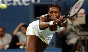 Venus won the US Open title last year whilst Serena won it in 1999