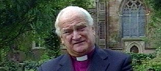 Archbishop Robin Eames, primate of all Ireland