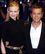 Nicole Kidman and Ewen McGregor