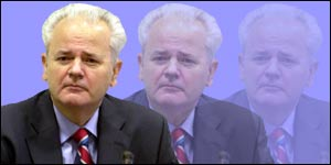 Slobodan Milosevic has been written out of Serbian history