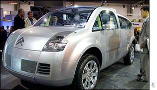 The Citroen C-Crosser