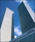 The World Trade Center was the fourth tallest building in the world