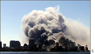 Collapse of World Trade Center