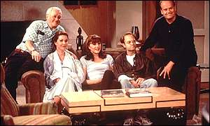 TV sitcom Frasier