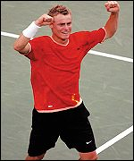 Hewitt showed he had the strength to last a slam