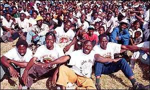 MDC rally