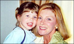Ruth McCourt and daughter Juliana, killed on Flight 175