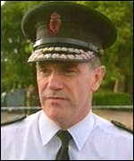 RUC Chief Constable Sir Ronnie Flanagan