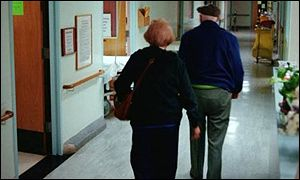 Companionship 'helps keep the elderly healthy'