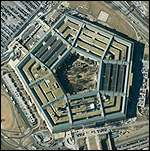 Archive satellite view of Pentagon Spaceimaging.com