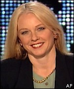 CNN commentator Barbara Olson