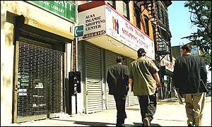 Islamic shops in Manhattan