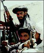 Afghan fighters
