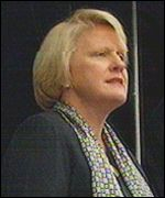 US consul to Belfast Barbara Stephenson