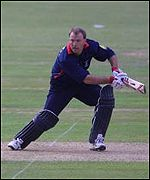 Mike Roseberry has ended his long association with Middlesex