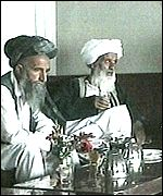 Two Afghan clerics