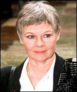 [ image: Dame Judi Dench: due to appear in Filumena]