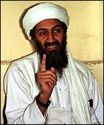 [ image: Osama bin Laden: America's most wanted]