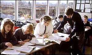 BBC News | Education | Teacher recruitment crisis worsens