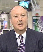 [ image: Sir Kenneth Calman: Tests will be anonymous at first]