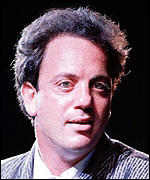 [ image: Billy Joel: Still suffering from throat problems]
