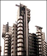 Lloyds of London building