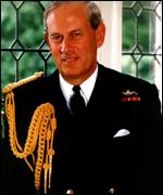 Chief of the general staff Admiral Sir Michael Boyce