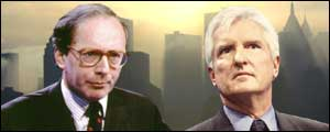 Sir Malcolm Rifkind and John Maples