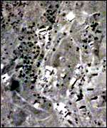 Zhawar Kili satellite photo